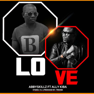 Abby Skiilz Ft. Alikiba - Love