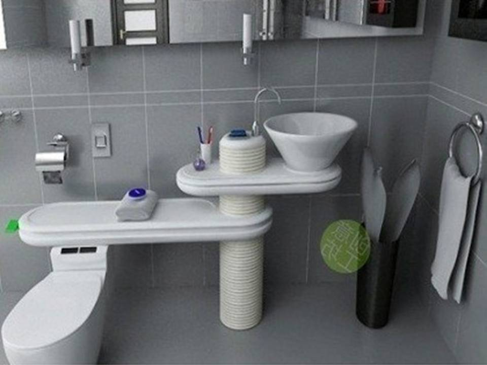 Uniqueness In Bathroom Furniture - Decor Units