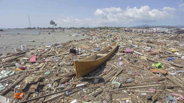 Bukan Sirine Tsunami, Cuma 'Air-air' yang Didengar Warga Palu