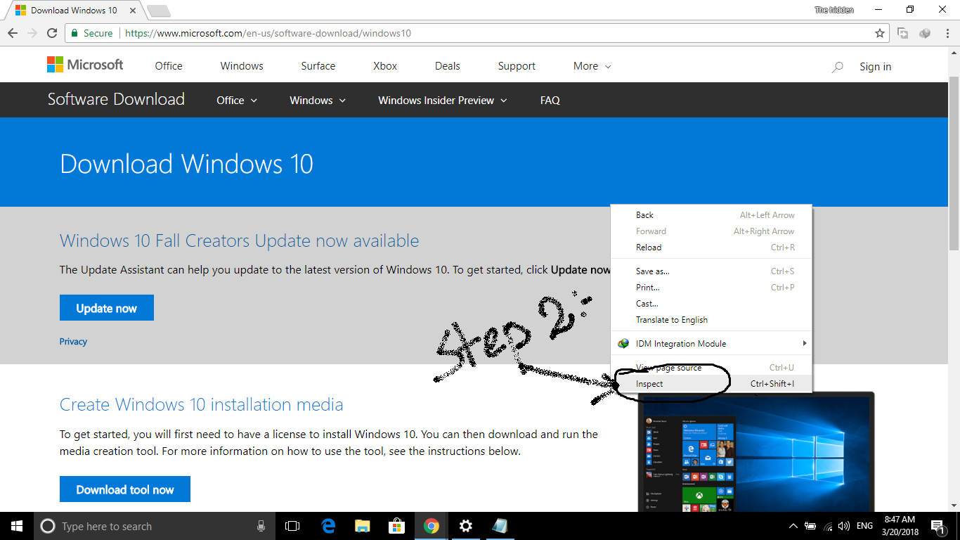 download windows 10 from microsoft official website