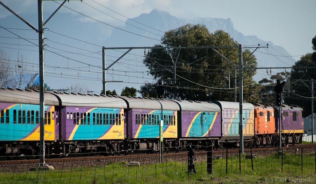 Trains And Railways In South Africa 2011 07 23