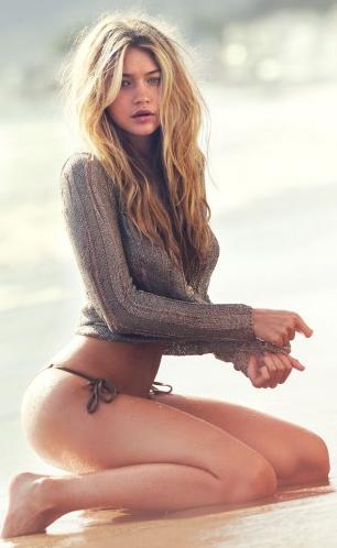 Gigi Hadid, Άγγελος της Victoria's Secret με Καμπύλες 2