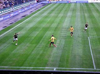 AIK Stockholm v Elfsborg (c) Kris Griffiths