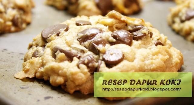 resep kue kering coklat,cara membuat kue kering coklat,resep kue kering coklat kacang,resep kue kering coklat chip