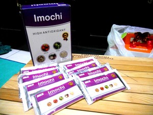 Khasiat Imochi Herbal High Antioxidant