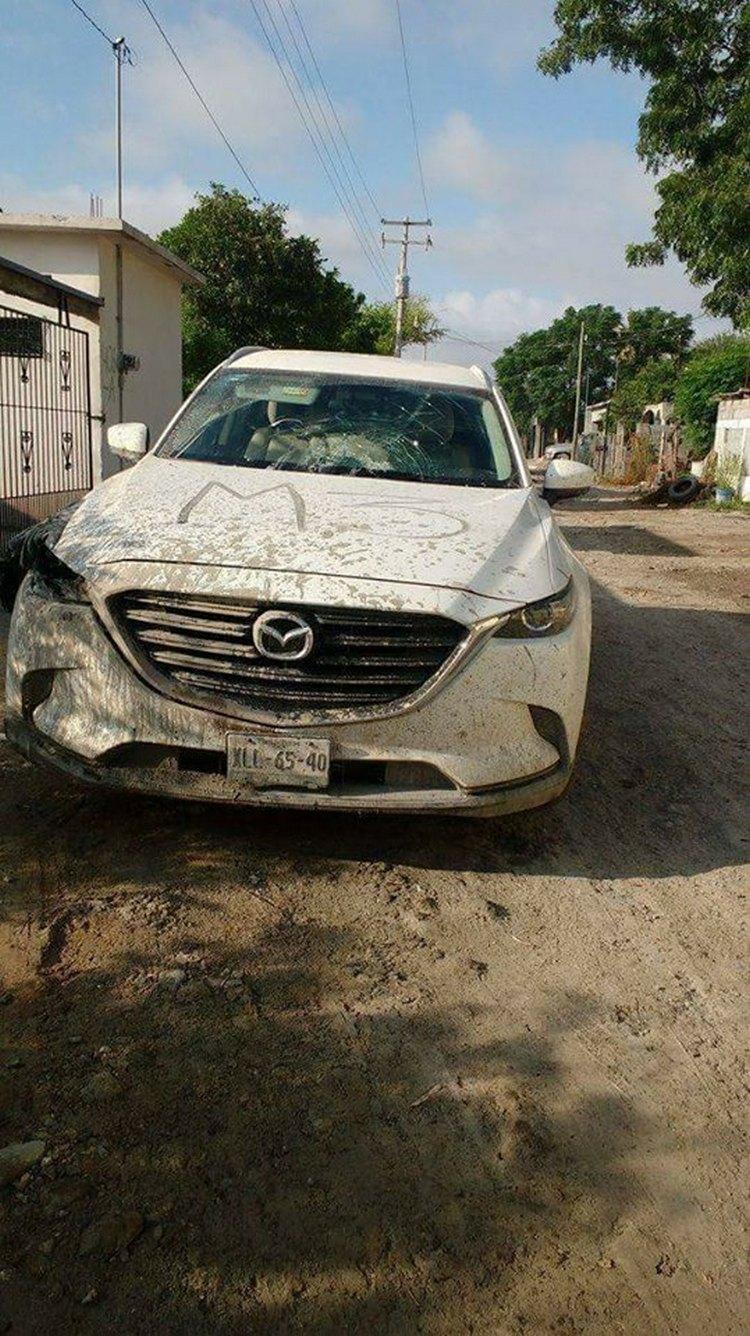 FOTOGALERIA: Amanecer sangriento en  Reynosa, CDG ejecuta a 6 personas en distintos hechos