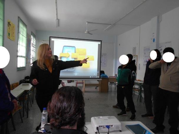 Κωνσταντία Γραμματικοπούλου: Πρώτες σκέψεις μετά το «Θεατροπαιδαγωγικό Πρόγραμμα Επιχειρηματικότητας» στο κλειστό κατάστημα κράτησης Ναυπλίου