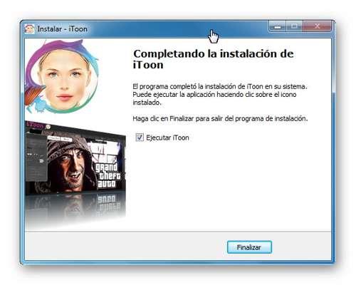 iToon 1.2.8 Full Español (Transforma tus fotografías en verdaderas caricaturas)