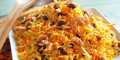 "Sayadiyeh / Lebanese Fish ""Risotto"" Recipe"