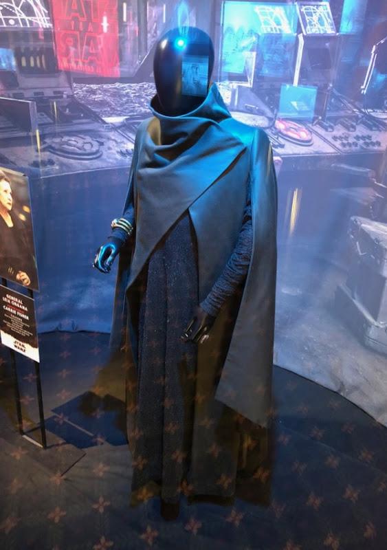 Star Wars Last Jedi General Organa costume