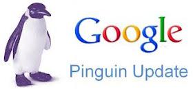 Pembaharuan google PINGUIN