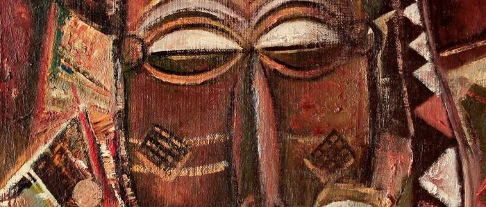 Teasfay Atcbekha Negga. Современный эфиопский художник 3
