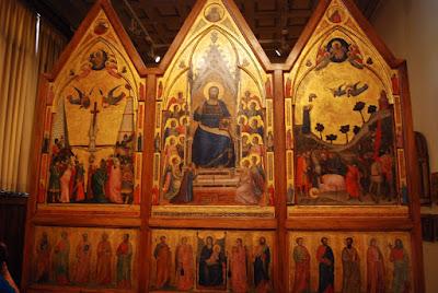 Triptyque Stefaneschi, Giotto di Bondone