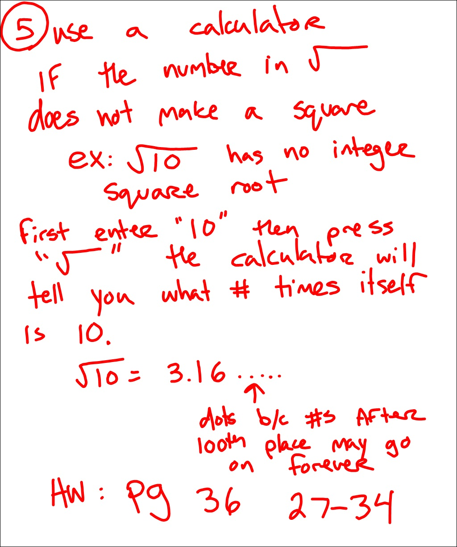 Mr Schoolar Math 9 16 13 3rd And 4th Period