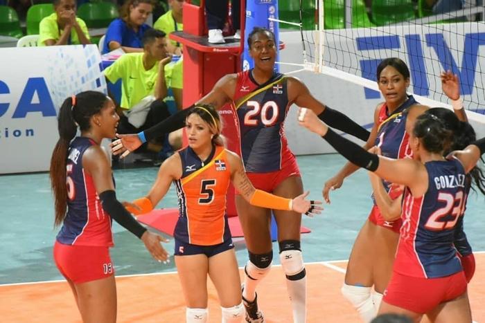 Las Reinas del Caribe superan a Cuba