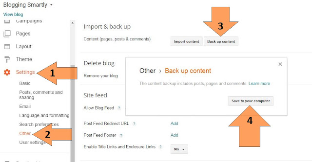 Blogspot Blog ko WordPress par transfer kaise kare ? Hindi me