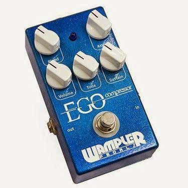 Efek Gitar Pedal Compressor/EQ Guitar Pedals