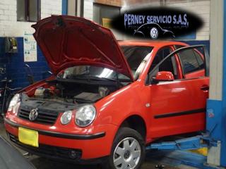 Perney Servicio SAS - Taller Volkswagen especializado Jetta