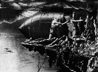 Escena Viaje a la Luna - Georges Méliès 1902