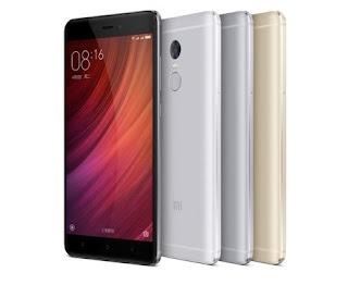 Harga dan Spesifikasi Xiaomi Redmi Note 4
