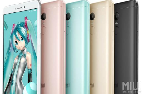 شياومي تقدم هاتفها الجديد Redmi Note 4X