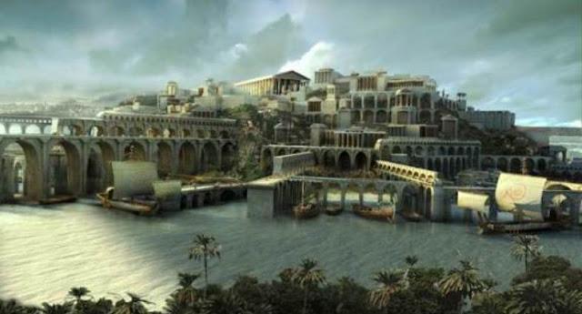 Misteri Kota Wentira, Kotanya Para Jin Di Sulawesi