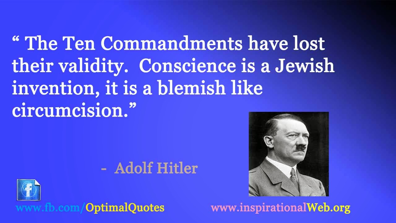 Adolf Hitler Success Quote