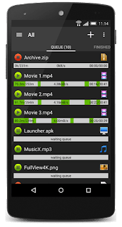 Advanced Download Manager Pro v7.6 Paid APK is Here !