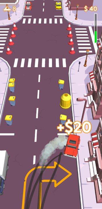 Drive and Park v1.0.8 Sınırsız Kaynak Hileli