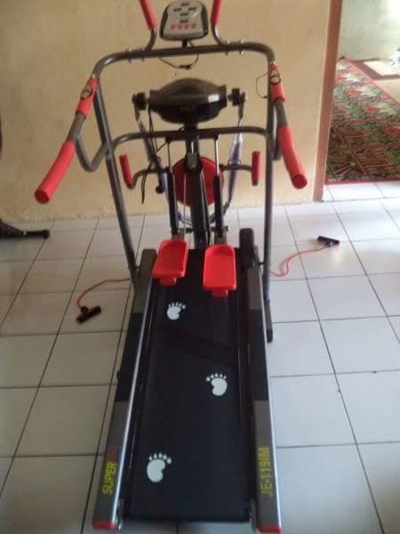 Bagusan beli treadmill atau sepeda statis?