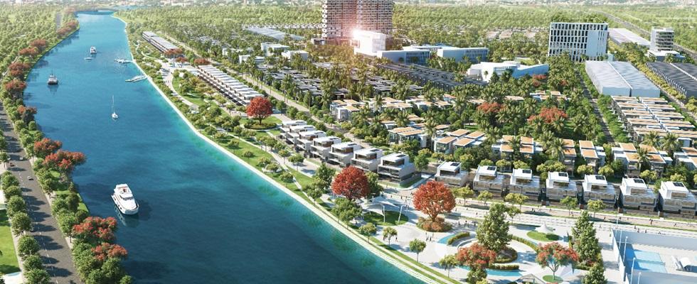 One River Villas  Biệt thự one river 2 mặt sông tại Đà Nẵng