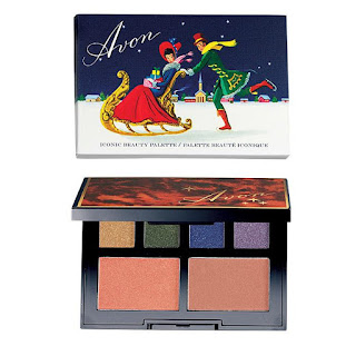 avon catalog Iconic Avon Beauty Palette