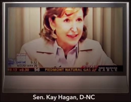 Sen. Kay Hagan, North Carolina