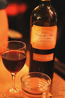 red wine, paris