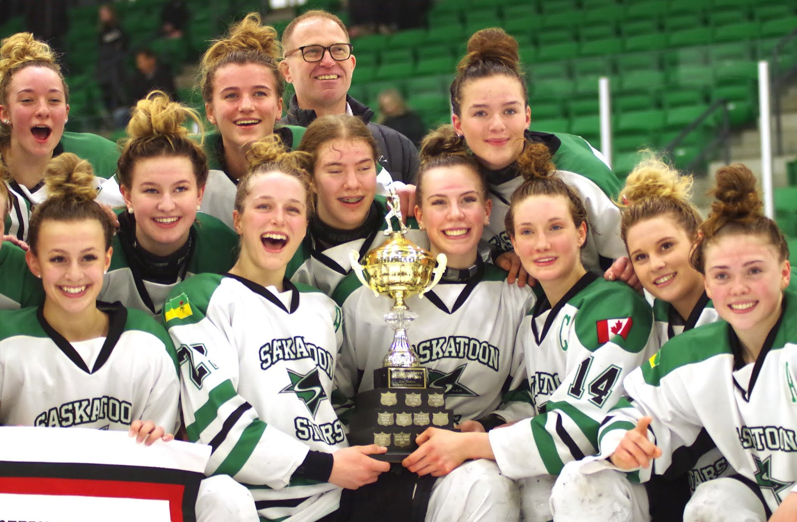 Stanks Sermon Sting Of Gold Medal Loss Fuels Stars At Esso Cup