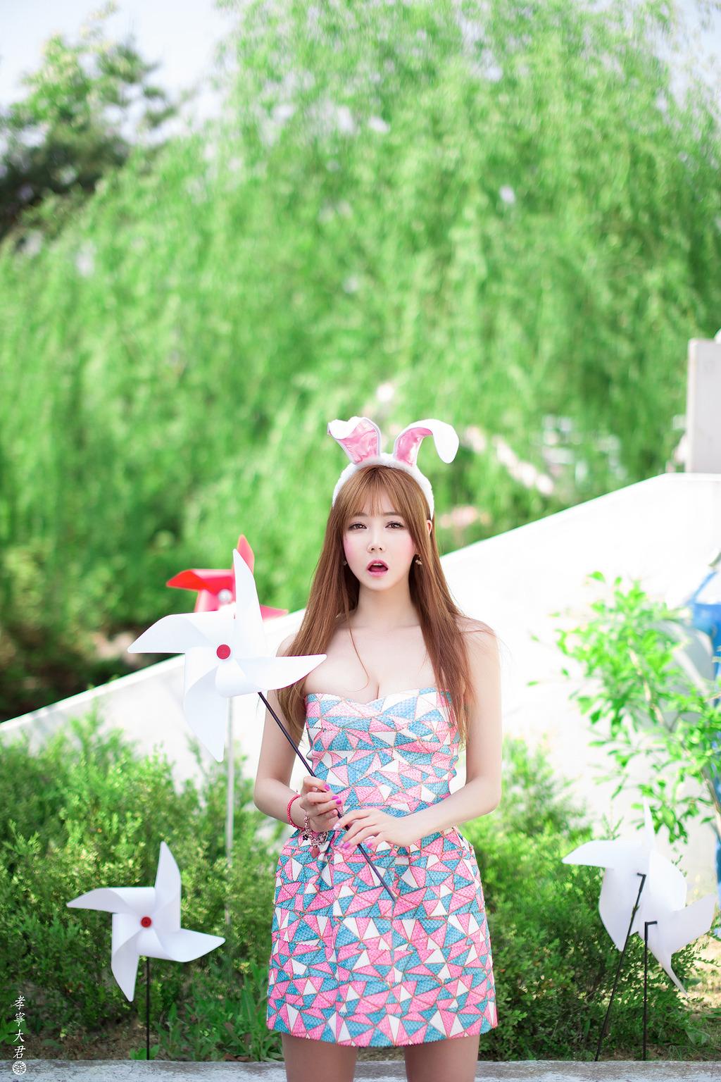 Han Ga Eun - 2015.5.10 Part 2