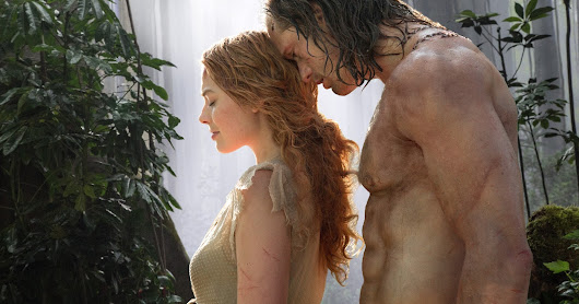Cinema Viewfinder: Movie Reviews: The Legend of Tarzan (2016) and The BFG (2016)
