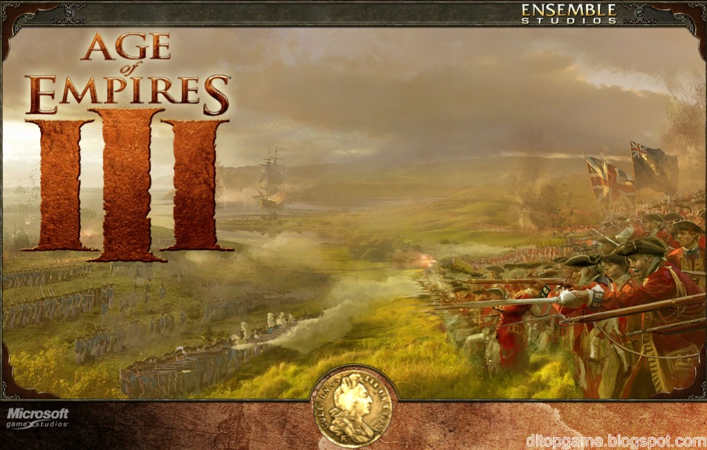 Download Game Age of Empires III, Game Chiến thuật