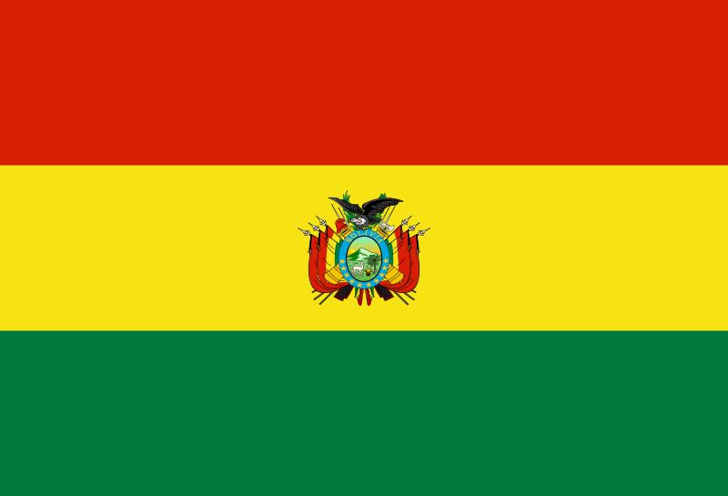 Conoce Bolivia- Bandera Boliviana