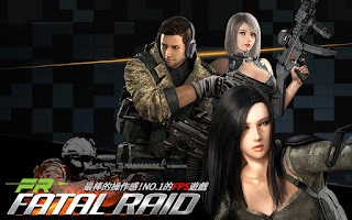 Game Zombie android iOS terbaik - fatal raid