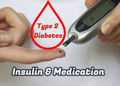 Type 1 & Type 2 Diabetes Treatment Insulin & Medication