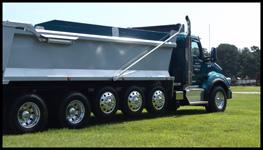 Bunn Hauling, Inc. Kenworth T880
