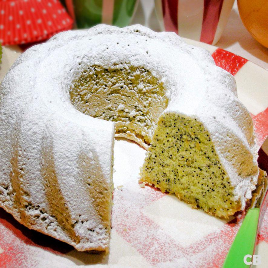 Citroen Cake Drie Ingredienten