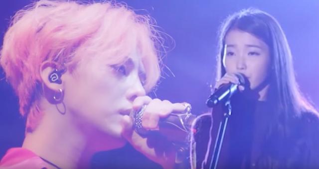 Oleh Fan dan Jadi Viral Buruan Tonton, Video IU dan G-Dragon Show Bareng!