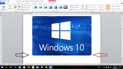 Memotong Gambar Menggunakan Microsoft Word, cara memotong gambar pada microsoft word, cara crop gambar di microsoft word, cara menambahkan gambar pada microsoft word, belajar microsoft word bagi pemula, cara belajar microsoft word, panduan microsoft word, belajar komputer