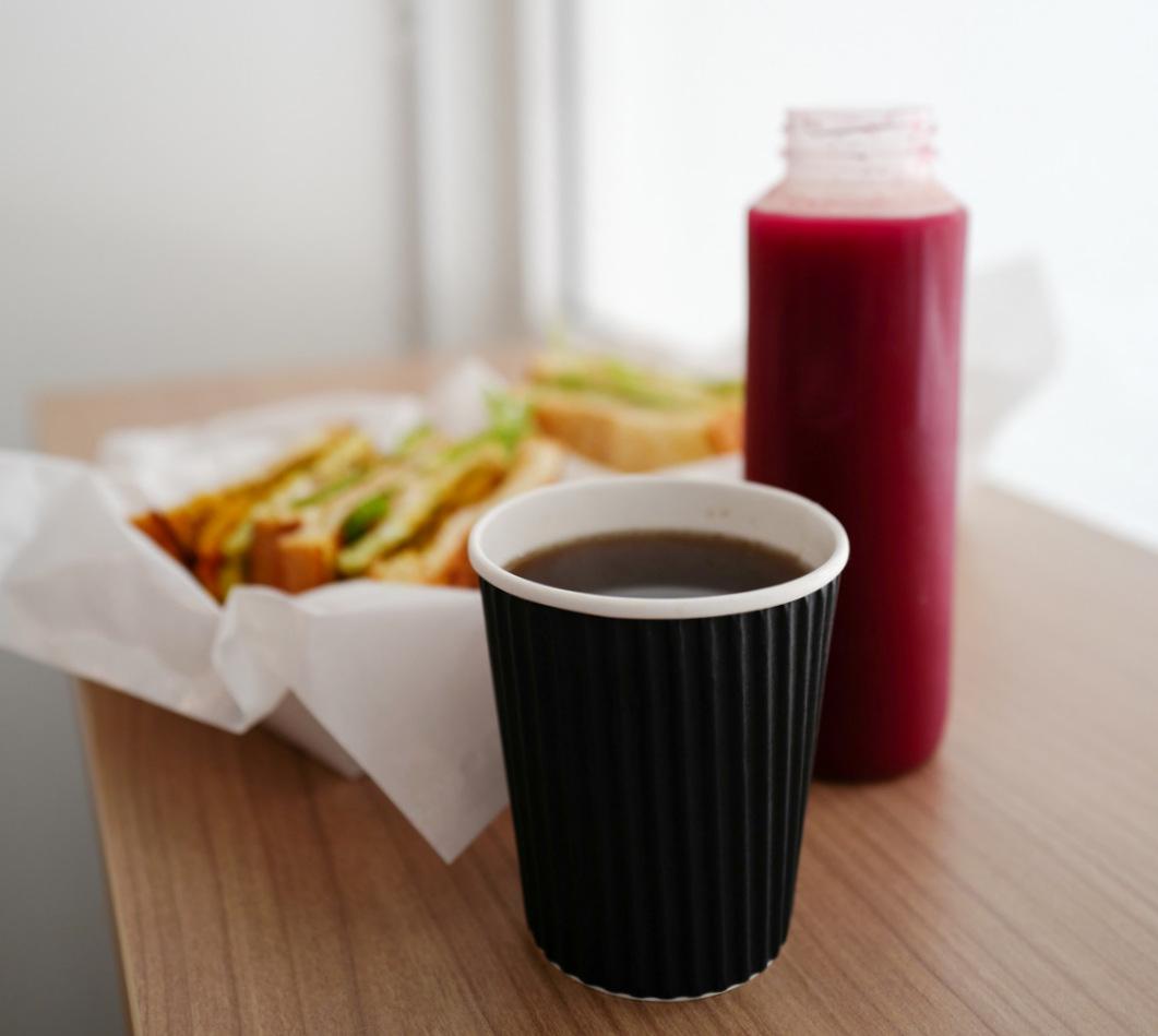 Temptations Cafe Breakfast