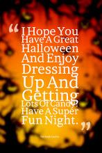 Halloween Quotes 2016