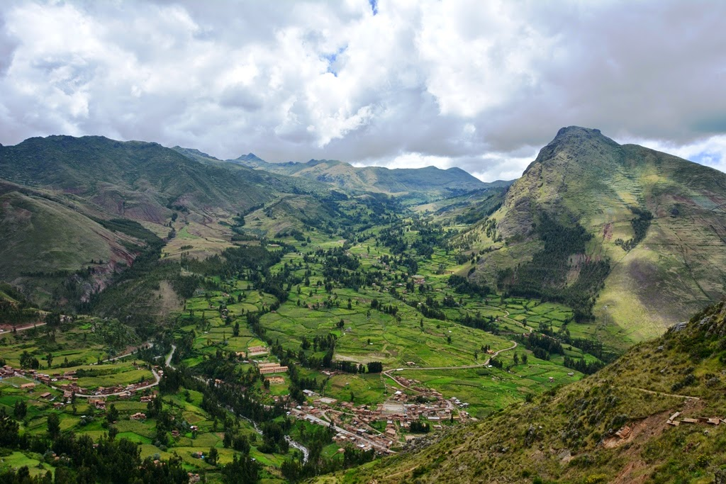 Sacred Valley views