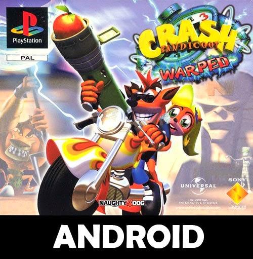 Crash bandicoot para android