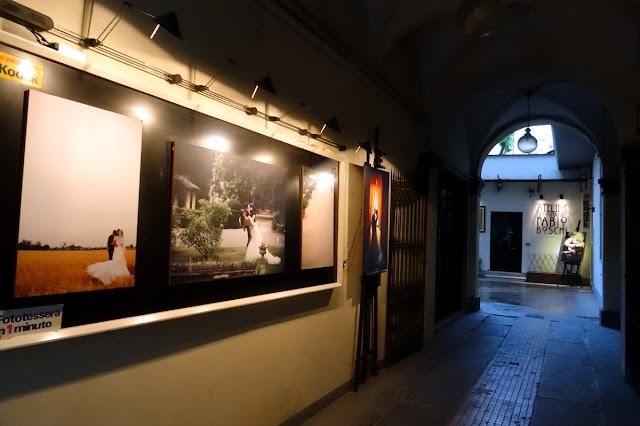 Passage Parma, Italy